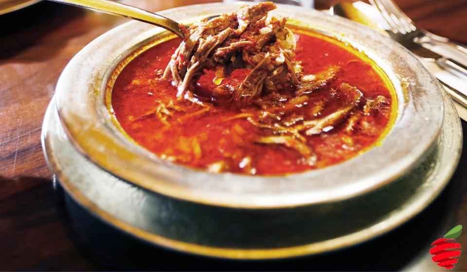 beyran çorbası