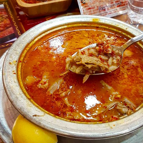 beyran-çorbasıa