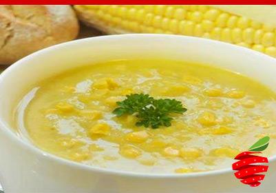 samsun mısır çorbası